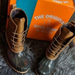 Duck Boot/ Rian boots